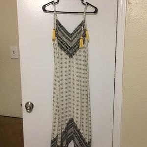 Chelsea and violet maxi dress
